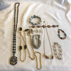Jewelry - Jewelry Lot 11 Pieces